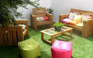Paletes de madeira geram negócio sustentável