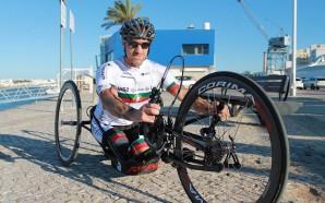 Luís Costa foi prata na Taça do Mundo de Paraciclismo