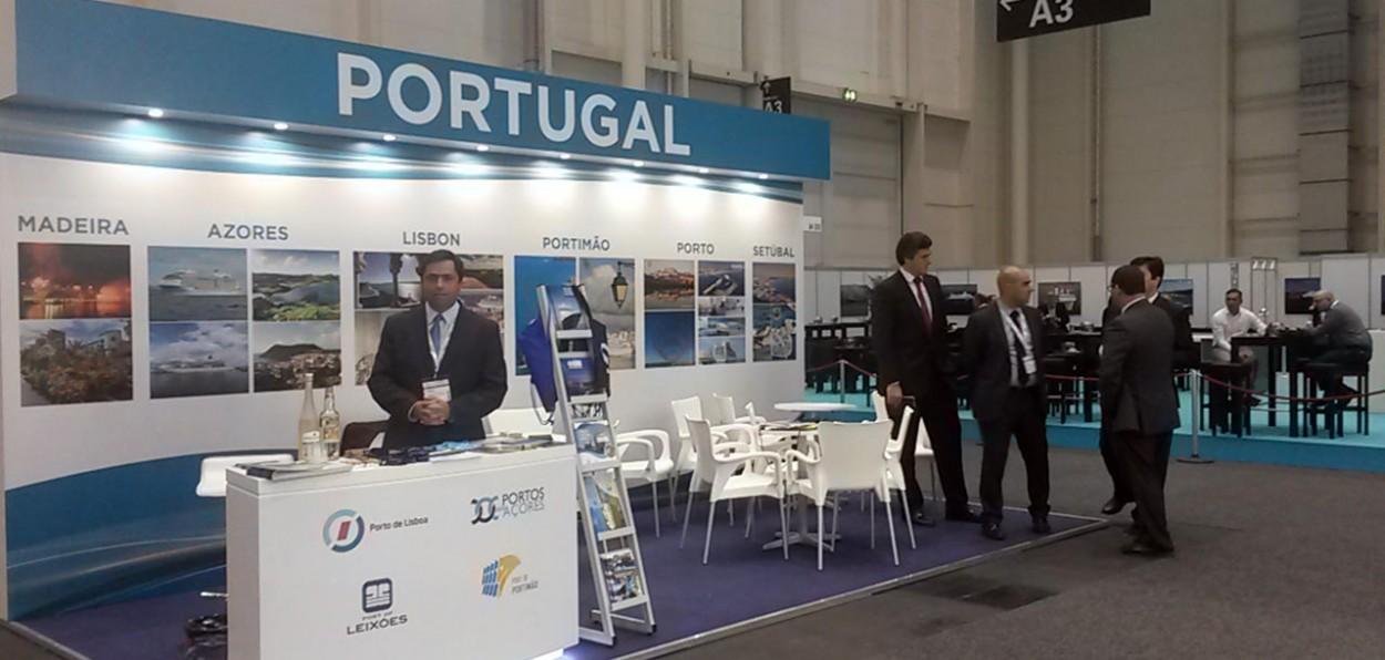 Porto De Portim 227 O Promovido Na Seatrade Europe 2015