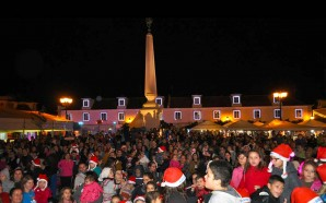 Aldeia de Natal ilumina Vila Real de Santo António