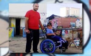 Artista de rua dá exemplo de solidariedade