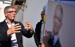 Candidatos de esquerda visitam o Algarve
