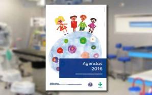 Amigos da Pediatria do Hospital de Faro editam agenda solidária