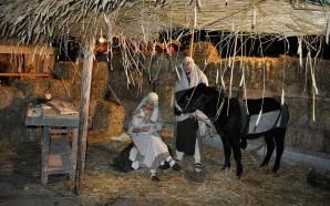 Aldeia presépio é novidade na Feira de Natal de Lagoa