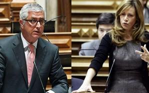 Fernando Negrão e Teresa Caeiro em Faro para «Jornadas Portugal…