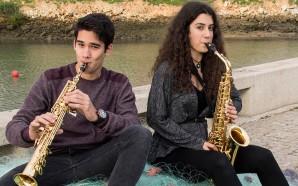 Saxofonistas de Lagoa procuram partituras de música portuguesa