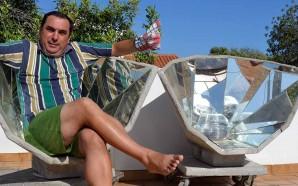 Cozinha solar traz especialistas ao Algarve