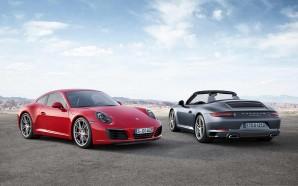 Descubra o novo Porsche 911 Carrera S