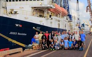 CCMAR participa em expedição às Maldivas