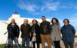 Comissão Europeia filma Promontório de Sagres para a cerimónia oficial…
