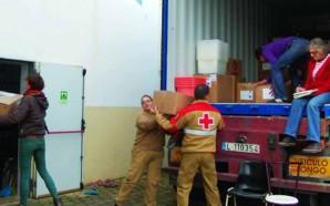 Campanha Algarve pela Vida angaria contentor de doações para refugiados
