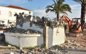 Vítor Aleixo lamenta «atentado à memória pública» com a destruição…