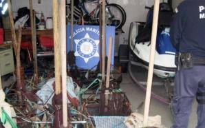 Polícia Marítima de Tavira apreende 20 arrastos ilegais na Ria…