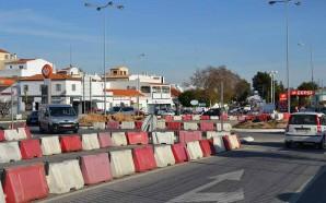 Quatro rotundas na EN125 aliviam trânsito em Lagoa