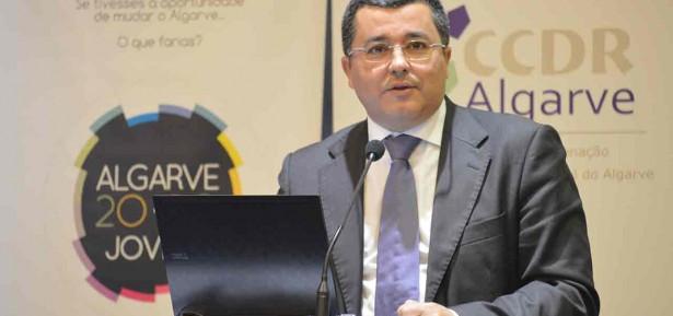 Jorge Botelho, autarca de Tavira e presidente da AMAL.