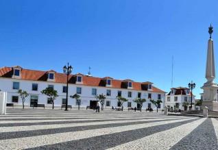 Vila-Real-de-Santo-António_Praça-Marquês-de-Pombal