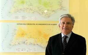Joaquim Peres, a nova face da Águas do Algarve