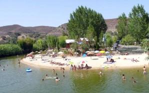 Alcoutim aumenta controlo de qualidade da praia fluvial do Pego…