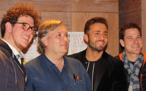 Acordeonistas campeões do mundo oferecem concerto a autor de Portimão