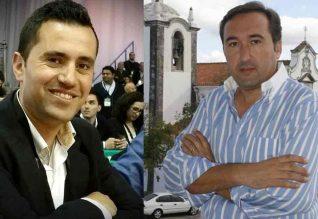 Bruno Sousa Costa (PSD) e Vítor Guerreiro (PS).