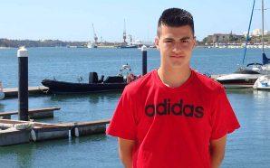 Jovem talento algarvio à baliza ruma ao Sporting de Braga