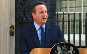 Reino Unido sai da União Europeia, David Cameron demite-se