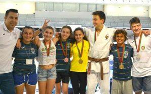 Judocas algarvios dão cartas no Campeonato Nacional de Juvenis