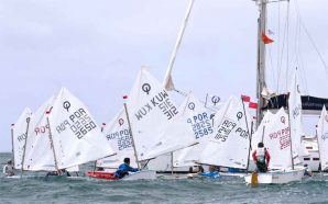 Vilamoura recebe o Campeonato do Mundo de Optimist 2016