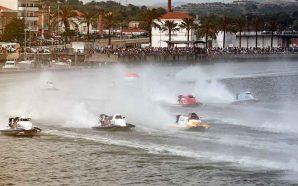 Campeonato do mundo de F1 em Motonaútica regressa a Portimão