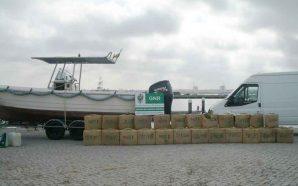 GNR apreende mais de 2 toneladas de haxixe em Cabanas