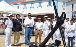 Sota-patrão da estação salva-vidas de Ferragudo mereceu Cruz Naval