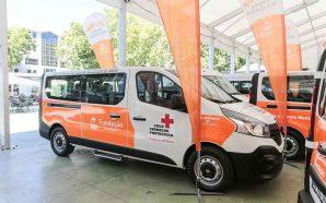 Fundação Montepio ofereceu ambulância à Cruz Vermelha de Tavira