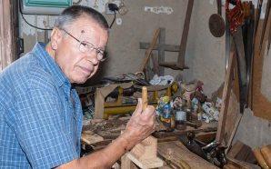 Mestre Figueiras, uma vida a restaurar obras de arte