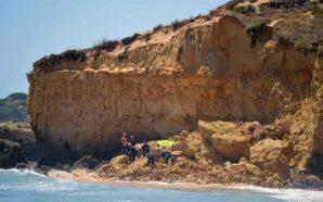Praia Maria Luísa: prevalece o perigo e o cinismo