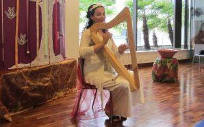 «A Moura e Harpa» para míudos e graúdos em Loulé