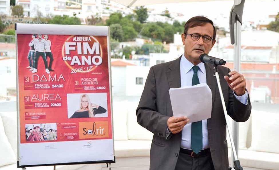 Morreu Carlos Silva e Sousa, edil de Albufeira