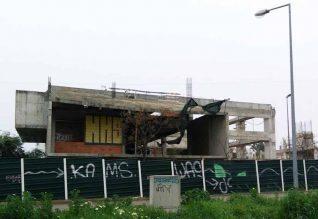 Projeto recupera antigo quartel, cuja construção teve início em 2009 e ficou interrompida devido a problemas judiciais do empreiteiro.