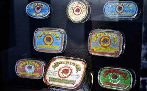 CTT lançam novos selos em lata de conserva em Portimão