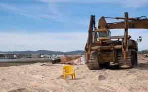 «Os Verdes» levam demolições na Ria Formosa a plenário urgente