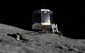 Breve história da sonda Roseta