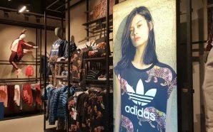 Adidas renova loja no Forum Algarve