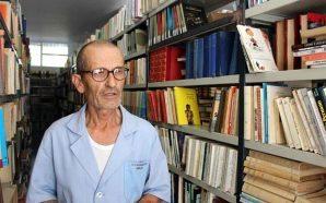 Ex-livraria do Alfarrabista Simões oferece todos os livros no próximo…