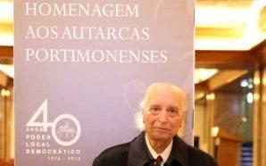 Câmara de Portimão decretou luto por Martim Gracias