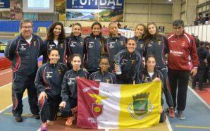 Equipa feminina do Clube Oriental de Pechão alcança feito inédito