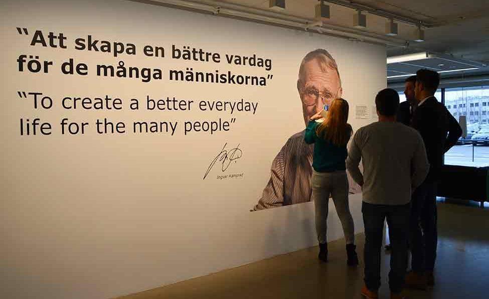 Ikea De Uma Caixa De Fósforos A Líder Do Mobiliário Para Casa