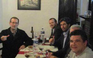 Pedro Morais Soares visitou Castro Marim para apoiar concelhia