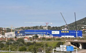Acidente mortal no IKEA de Loulé