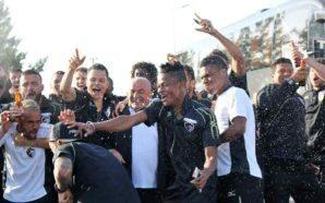 Portimonense sobe à primeira divisão