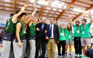 Festa do Basquetebol Juvenil Albufeira 2017 terminou em grande