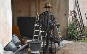Silves inaugura esculturas em homenagem aos corticeiros